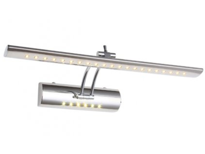 Nástěnná lampa koupelna LED 7W 55 cm neutrální