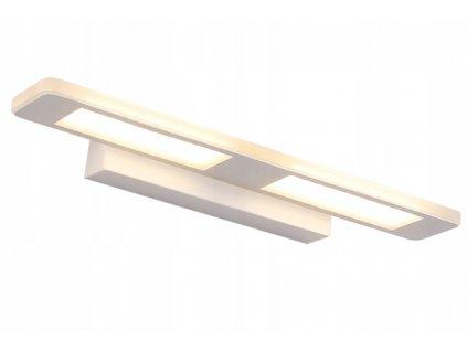 Nástěnná lampa LED koupelna, lampa nad zrcadlo 12W 37 cm