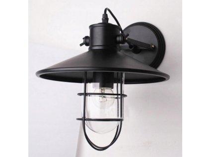 Nástěnná lampa Loft Panera SuperLED