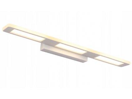 Nástěnná lampa LED koupelna, lampa nad zrcadlo 18W 55 cm