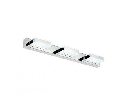 Nástěnná lampa LED koupelna, lampa nad zrcadlo 9W 50 cm