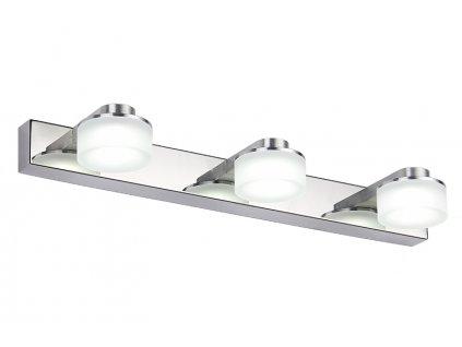 Nástěnná lampa koupelna LED 9W 46 cm bílá studená