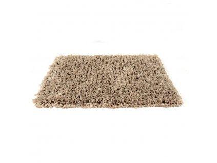 Koberec koupelnový Peru 60x90 - Barva koberce: hnědý