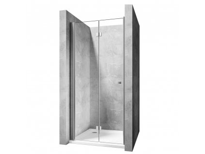 Dveře sprchové My Space N - Varianty dveří My Space: Dveře: 80