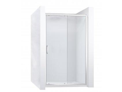 Dveře sprchové Slide Pro - Rozměry kabiny Slide Pro: 140 cm