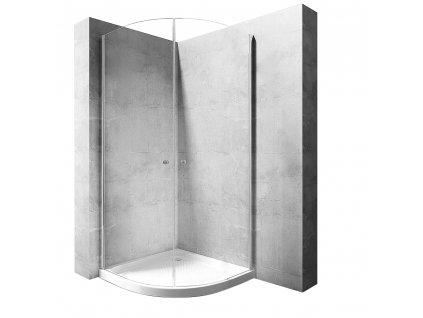 Kabina sprchová Round Space N2 90