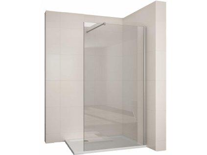 Stěna sprchová Craft - Rozměry dveří: 80