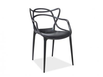 Židle TOBY černá