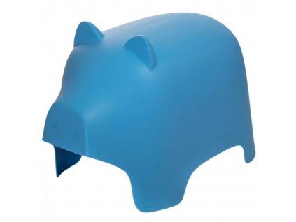 Sedadlo dětské PIGGY světlé modré