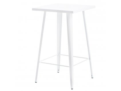 Stůl barový PARIS bílý
