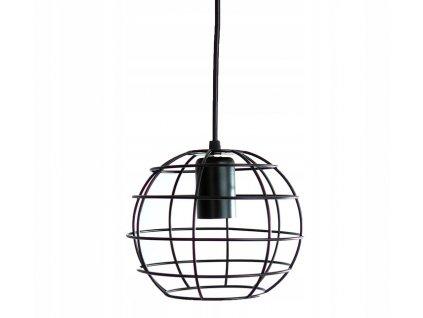 Lampa závěsná drátová Tarra