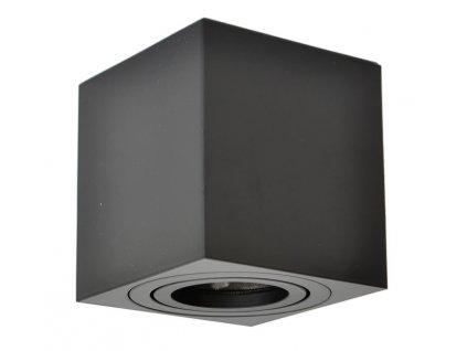 Svítidlo na povrch nastavitelné GU10 TORGET MINI černé
