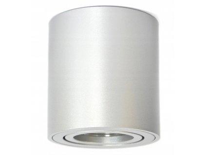 Svítidlo na povrch nastavitelné GU10 VALSE MINI stříbrné