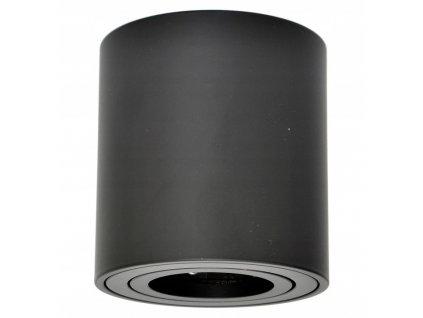 Svítidlo na povrch nastavitelné GU10 VALSE MINI černé