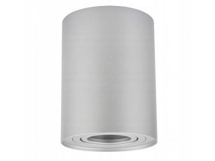 Svítidlo na povrch nastavitelné GU10 VALSE stříbrné