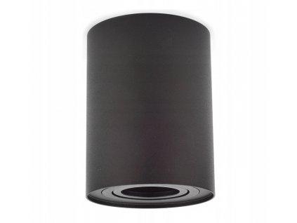 Svítidlo na povrch nastavitelné GU10 VALSE černé