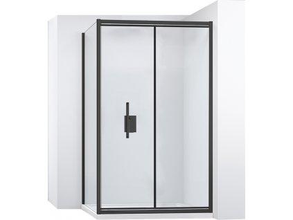 Kabina sprchová rohová RAPID FOLD  Varianta produktu - Dveře:100 x Stěny:80