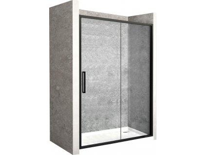 Dveře sprchové posuvné RAPID SLIDE 150