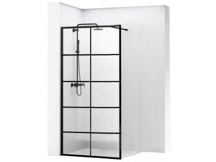 Stěna sprchová REA BLER-1 80