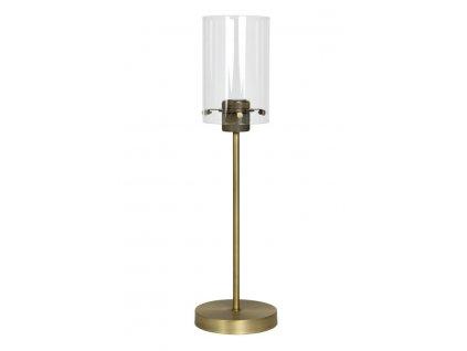 Lampa stolní Vancouver hnědá