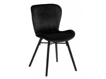 Židle Batilda Vicente černá