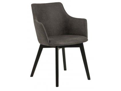 Židle Bella Anthracite