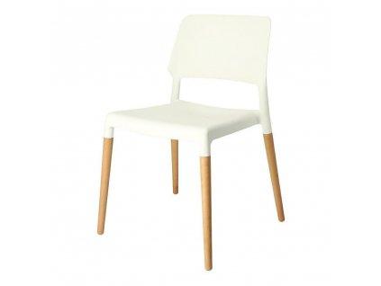 Židle Colette bílá