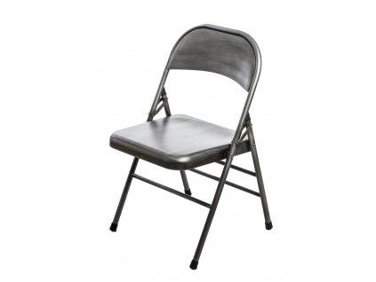 Židle Cotis Brushed Silver