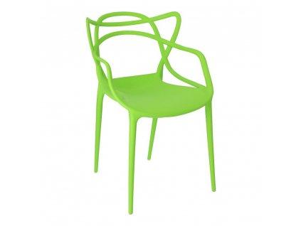 Židle Lexi zelená insp. Master chair