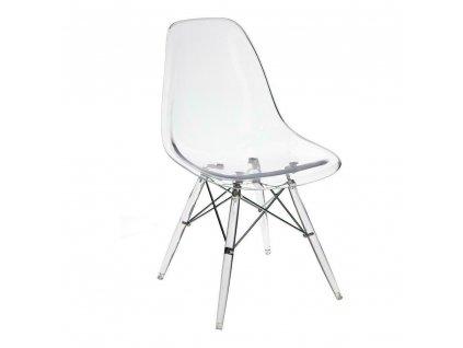 Židle P016 čirá