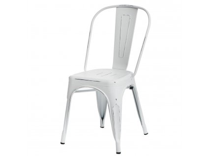 Židle Paris Antique bílá