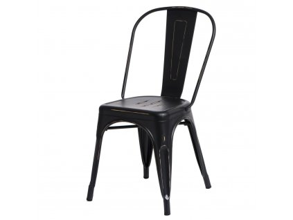 Židle Paris Antique černá