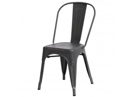 Židle Paris Antique šedá
