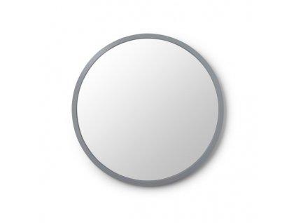 Zrcadlo Hub 61cm šedé