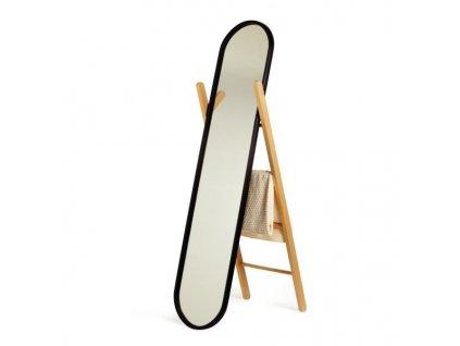 Zrcadlo stojací Hub se žebříkem