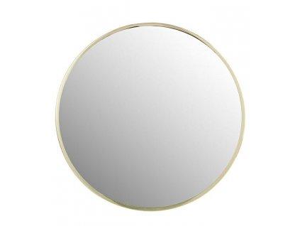 Zrcadlo Zomer kulaté zlaté