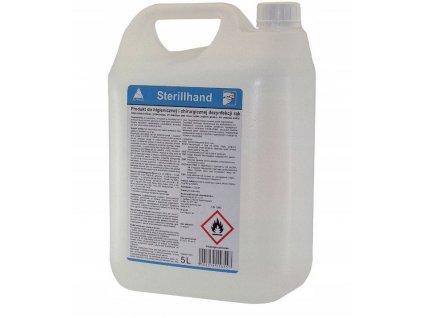 Profesionální dezinfekce na ruce Anti-COVID - 5l