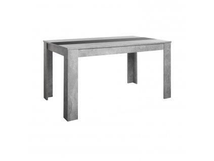 Jídelní stůl NIKOLAS beton
