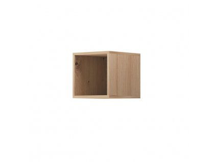 Úložný box, dub artisan, SPRING ERR30