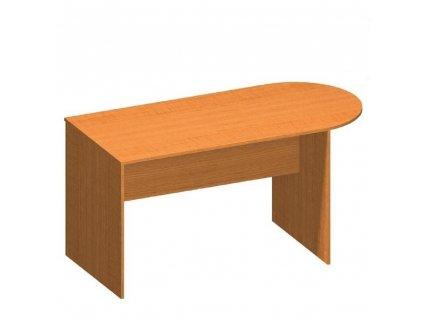 Zasedací stůl s obloukem 150, třešeň, TEMPO ASISTENT NEW 022