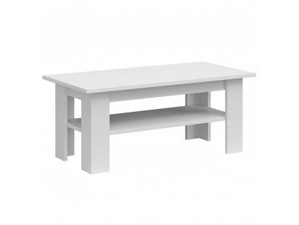 Konferenční stolek 120, bílá, JOLK