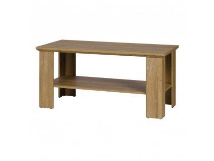 Konferenční stolek MZ17, dub grand, LEON
