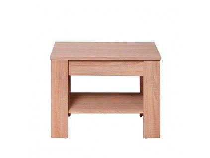 Konferenční stolek typ 18, dub sonoma, GRAND