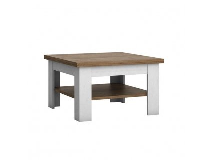 Konferenční stolek, DTD laminovaná, sosna Andersen / dub lefkas, PROVANCE