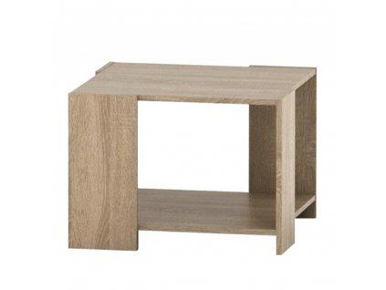 Konferenční stolek, dub sonoma, TEMPO ASISTENT NEW 026