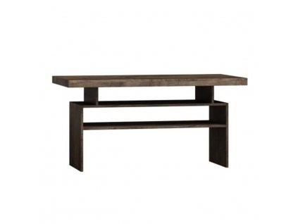 Konferenční stolek, jasan tmavý, INFINITY I-13