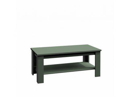 Konferenční stolek, zelená, Provance ST2