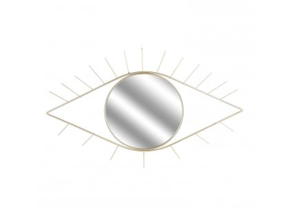 Zrcadlo Intesi Ochio zlaté