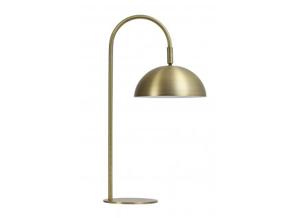 Lampa stolní Jupiter zlatá