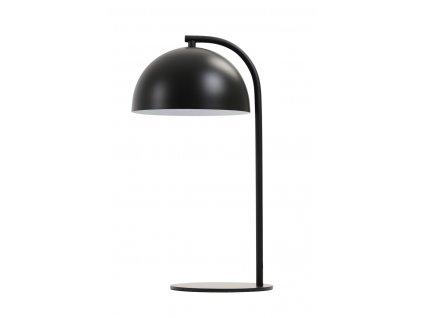 Lampa stolní Mette černá